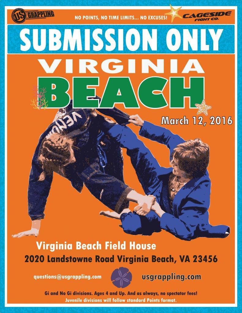 Virginia Beach Mma Events
